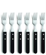Amefa Steak & Pizza Forks X 6 Retail Box Out of Box Failure Warranty