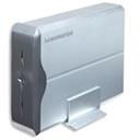Manhattan 5.25 Inch USB 2.0 Aluminium Hard Drive Enclosure IDE, Retail Box, Limited Lifetime Warranty