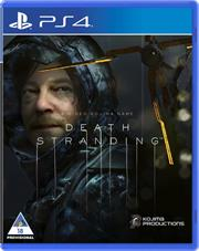 PlayStation 4 Game Death Stranding , Retail Box, No Warranty on Software