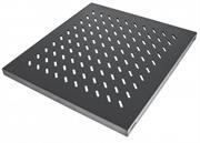 Intellinet 19″ Fixed Shelf – 1U, 525 mm Depth, Black, Retail Box , 1 year warranty on case
