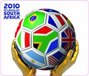Esquire Official FIFA 2010 Licensed Product-FLAG FOOTBALL Mouse Pad-Purchase as a mémoire of the 2010 Soccer World Cup in South Africa! , Retail Box , No warranty