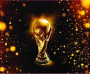 Esquire Official FIFA 2010 Licensed Product-TROPHY Mouse Pad-Purchase as a mémoire of the 2010 Soccer World Cup in South Africa! , Retail Box , No warranty