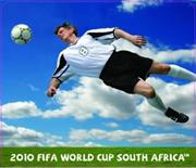 Esquire Official FIFA 2010 Licensed Product-PLAYER HEADER Mouse Pad -Purchase as a mémoire of the 2010 Soccer World Cup in South Africa! , Retail Box , No warranty