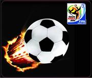 Esquire Official FIFA 2010 Licensed Product-SOCCER ROCKET Mouse Pad-Purchase as a mémoire of the 2010 Soccer World Cup in South Africa!, Retail Box , No warranty