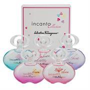 Salvatore Ferragamo Incanto Collection Mini for Woman EDT Set 5ML (Parallel Import) Retail Box No Warranty