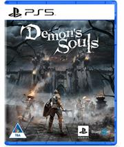 PlayStation 5 Game – DEMON'S SOULS REMAKE, Retail Box, No Warranty on Software
