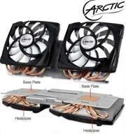Arctic Accelero Twin Turbo 6990 VGA Cooling Unit HD6990, Retail Box , 1 Year warranty