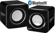 Arctic S111 BT Mobile Bluetooth V4.0 Sound-System with 2 x 2 W RMS – Black, Retail Box , 6 months Limited Warranty