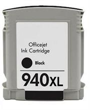 InkPower Generic Replacement Ink Cartridge for HP 940XL C4906A – Page Yield 2000 pages with 5% Coverage for HP OfficeJet Pro 8000 / 8500 /8500A –High Yield Black , Retail Box