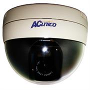 AC Unico Dome 1/3″ DSP CCD Colour High RES 540TVL, NO LENS (CS Mount) – Effective pixels PAL-540(H) X 460(V) signal system: PAL/NTSC Horizontal Resolution:560TV line Minimum illumination color: 0.6lux/F1.2 Dynamic range: 101dB max 120dB/ 17Bit Video output: VIDEO OUT (BNC) Power Requirement:DC12V/500mA Slow shutter: 0.08lux(F1.2), Retail Box , 1 Year warranty