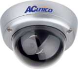 AC Unico Vandal Proof Dome 1/3 Sony 3.6MM, Retail Box, 1 Year warranty