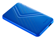 Apacer AC236 1TB USB 3.1 External Hard Drive – Blue, Retail Box, Limited 2 Year Warranty