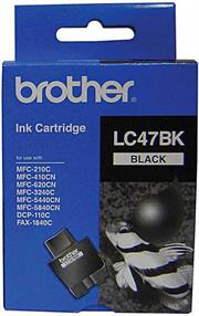 Brother Black Ink Cartridge For use with Dcp110, MFC 210/54 , Brother DCP-110 C, Brother DCP-115 C, Brother DCP-120 C, Brother FAX-1840 C, Brother MFC-210 C, Brother MFC-215 C, Brother MFC-3240 C, Brother MFC-410 CN, Brother MFC-425 CN, Brother MFC-5440 CN, Brother MFC-5840 CN, Brother MFC-620 CN, Brother MFC-640 CW, Retail Box , No Warranty