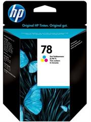 HP Original Replacement for HP 78 C6578D Tri Colour Ink Cartridge-Page Yield: 560 pages with 5% coverage, for use with HP thermal inkjet for HP Deskjet 920, 930, 932, 935, 940, 948, 950, 952, 955, 959, 960, 970, 980, 990, 995, 1180, 1220, 3810, 3816, 3820, 3822, 6122, 6127 and 9300 Printers, HP Photosmart P1000, P1100, 1115, 1215, 1218 and 1315 Printers, Retail Box , No Warranty