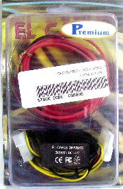Premium Gaming IDE String Light-Purple, OEM, 1 year Limited Warranty