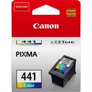 Canon Cl-441 Colour cartridge contains Cyan, Magenta and Yellow inks 8ml for use with Pixma Mg2140,Pixma Mg2240,Pixma Mg3140,Pixma Mg3240,Pixma Mg3540,Pixma Mg4140,Pixma Mg4240,Pixma Mx374,Pixma Mx394,Pixma Mx434,Pixma Mx454,Pixma Mx474,Pixma Mx514,Pixma Mx524,Pixma Mx534,Pixma Mg3640,Pixma Ts5140,Pixma Mg3640s, Retail Box , No Warranty