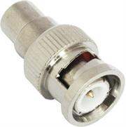 Securnix BNC male to RCA female connector 10 Per Packet, , No Warranty