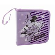 Disney Minnie Mouse 24 CD Wallet, Retail Packaged ,
