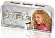 Disney Hannah Montana Mini HUB ,USB2.0 – Transfer speed:480mbps , Retail Packaged ,