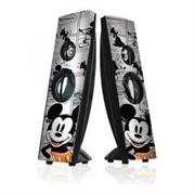 Disney Mickey Mouse Tower Desktop Speaker-USB Interface, Retail Packaged ,