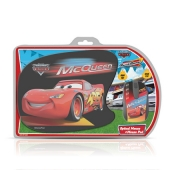 Disney Cars Mouse & Mouse Pad Gift Set , Retail Packaged ,