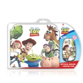Disney Toy Story Mouse & Mouse Pad Gift Set , Retail Packaged ,