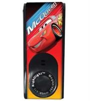 Disney Cars USB Web Camera with Microphone-USB 1.3 megapixel CMOS sensor Webcam with MPX, Support USB2.0 and USB 1.1, Compatible with Skype , Google Talk , Zoom , Yahoo Messenger and others , Plug and Play with Windows 10 , Retail Packaged