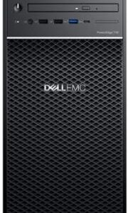 Dell PowerEdge T40, Xeon E-2224G Processor (8M Cache, 3.5 GHz); (1x8GB) 2666MHz DDR4 UDIMM ECC Memory, 1x1TB SATA3.5 Cabled Hard Drive, DVD+/-RW, No OS,1Y Basic Onsite, Retail Box, 1 Year Basic Onsite Warranty
