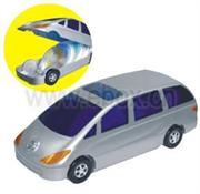 EBox 80 CD Holder Car Design, Retail Box, No Warranty
