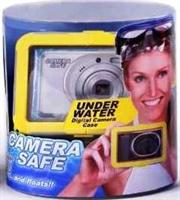 Tevo Camera Waterproof Safe Cover- Yellow, Retail Box , 1 year Limited Warranty
