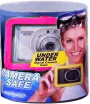 Tevo Camera Waterproof Safe Cover- Pink K, Retail Box , 1 year Limited Warranty