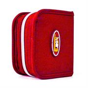 Ebox Little Cd/ Dvd Bag Red, Retail Box, No Warranty
