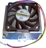 Premium fan for P4 up to 2,8, Retail Box , No warranty