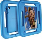Promate Fellymini Multi-grip shockproof Impact resistant case for iPad Mini-Blue, Retail Box, 1 Year Warranty