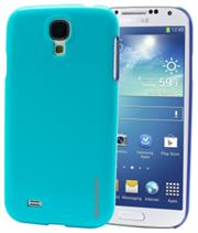 Promate Figaro-S4 Shiny Custom-Fit Shell Case for Samsung Galaxy S4-Blue Retail Box 1 Year Warranty