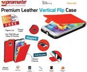 Promate Filion S5 Bookcover Colour: Red, Retail Box , 1 Year Warranty