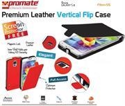 Promate Filion S5 Bookcover Colour: Black, Retail Box , 1 Year Warranty