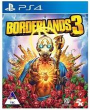 Playstation 4 Game Borderlands 3 Regular Edition, Retail Box, No Warranty on Software