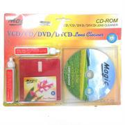 Geeko VCD/CD/DVD/DVCD Lens Cleaner, Retail Box, No Warranty