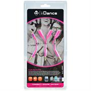 iDance Connect-C3 Audio Survival Kit – Pink, Retail Box , 1 year Limited Warranty