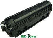Inkpower Generic Replacement Black Toner Cartridge for HP CE278A HP 78A – Page Yield: 2000 pages with 5% coverage for use with HP LaserJet Pro M1536dnf / P1566 / P1601 / P1602 / P1603 / P1604 / P1605 / P1606dn / P1606n / Canon 728 -Black , Retail Box