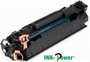 InkPower Generic HP Laser Jet 85a Laserjet P1102/P1102w 85a Laser Toner Cartridge, Retail Box , No Warranty