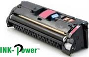 Inkpower Generic For HP 122A Q3963A LaserJet Magenta Toner Cartridge – Page Yield: 4000 pages with 5% coverage For use with HP Color LaserJet 2550, HP Color LaserJet 2550 L , HP Color LaserJet 2550 LN , HP Color LaserJet 2550 N , HP Color LaserJet 2800 Series, HP Color LaserJet 2820, HP Color LaserJet 2840, HP Color LaserJet 2840 AIO, Canon 701 Magenta Toner, Retail Box