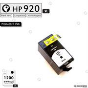InkPower Generic HP 920XL Yellow Inkjet Print Cartridge,, Retail Box , No Warranty
