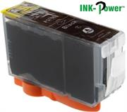 Inkpower Generic For Canon PGI 5 Black Ink Cartridge- High Yield Pigment Cartridge , For Use With PIXMA IP 3300, IP4300, IP4200, IP4300, IP4500, IP5200, IP6600D, IP6700D, PRO 9000, MP500, MP530, MP600, MP600R, MX850, MP970, MP960, MP950, MP830, MP810, MP800, Retail Box