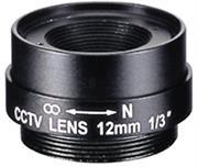 Securnix Lens 12MM FIXED, Retail Box , No Warranty