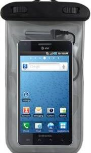 Lavod Waterproof bag for iPhone 4/4S or 4.5″ Moblile Cell Phone with earphones, Retail Box , 1 year warranty