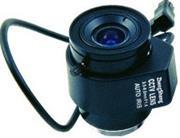 Securnix DC AUTO VARIFOCUL Lens 3.5-8mm, Focal Lenght:3.8-8MM Format:1/3 Apertre:F1.2, Retail Box , No Warranty