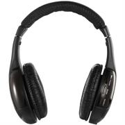 Hi-Fi W/Less Rf Headset, Retail Box , 1 year Limited Warranty