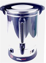 Totally Hot Water 20 litre Body Capacity Urn -Durable stainless steel construction, Heating concealed element for a rapid boil, Water Capacity approximately 17 Litres, Retail Box 1 year warranty